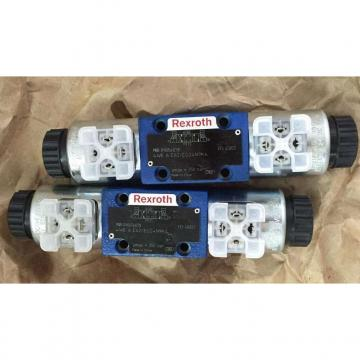 REXROTH 4WE 6 EB6X/OFEG24N9K4 R900921229 Directional spool valves