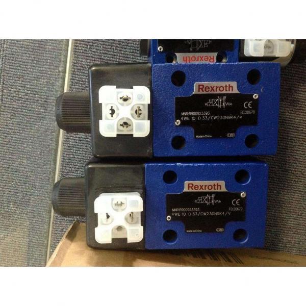 REXROTH 4WMM 6 G5X/F R900469533 Directional spool valves #1 image