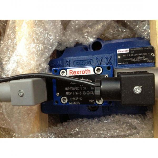 REXROTH 4WE 6 L6X/EG24N9K4/V R900903463 Directional spool valves #2 image