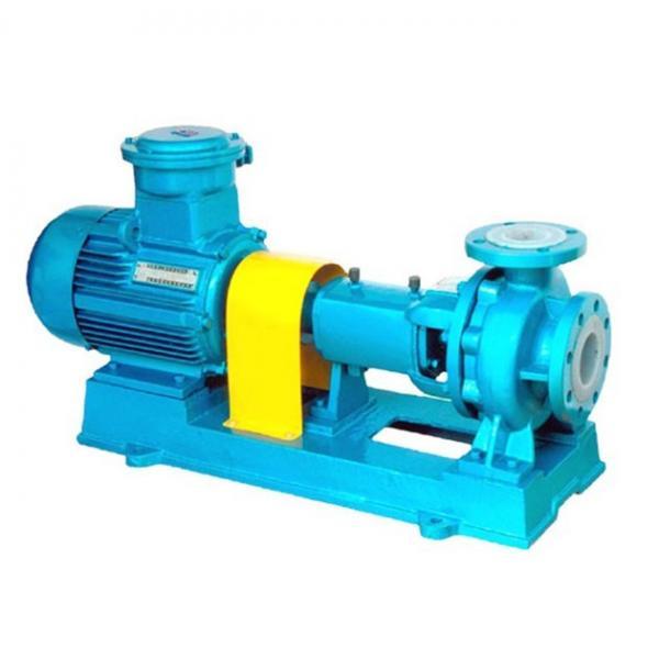 DAIKIN VZ63A1RX-10 VZ63  Series Piston Pump #1 image